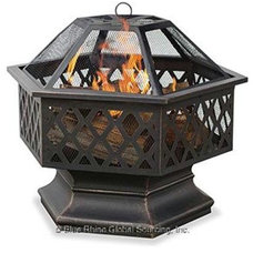 Contemporary Fire Pits by HPP Enterprises