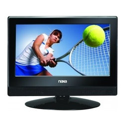 "NAXA - NAXA NTD1354 13.3"" Widescreen LED HDTV/DVD Combination - � 13.3"" LED color display;� Built-in DVD player;� 1280 x 800 resolution;� Built-in HD digital ATSC TV tuner;� 16:9 aspect ratio;� Contrast ratio: 500:1;� 480p/720p/1080i;� Built-in USB input & SD(TM) Card/MultiMediaCard slot;� Sleep timer function;� Multilanguage on-screen display;� HDMI(R), cable/antenna RF, A/V, component input, YPbPr, VGA, PC audio jack, coaxial output jack, USB input & headphone audio jack;� ENERGY STAR(R) compliant;� AC 100V - 240V & 50/60MHz;� DC 12V car cord;� UL/ETL listed;� Include"