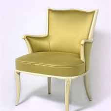 Traditional Armchairs And Accent Chairs by Jan Showers