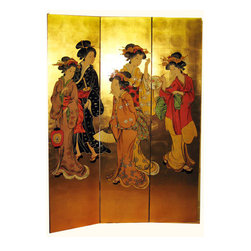 Asian Screens & Room Dividers -