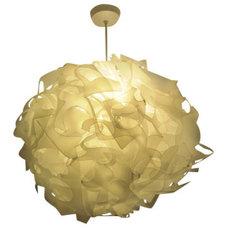 Contemporary Pendant Lighting by EcoFirstArt