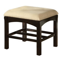 Ambella Home - New Ambella Home Stool Angelo AH-527 - Product Details
