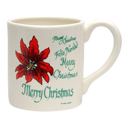 ATD - 5.75 Inch Christmas Holiday Quote Themed Collectible Mug, White - This gorgeous 5.75 Inch Christmas Holiday Quote Themed Collectible Mug, White has the finest details and highest quality you will find anywhere! 5.75 Inch Christmas Holiday Quote Themed Collectible Mug, White is truly remarkable.
