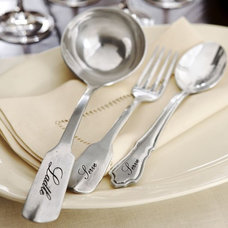 Traditional Flatware by Pottery Barn