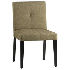 contemporary dining chairs and benches by Crate&amp;Barrel