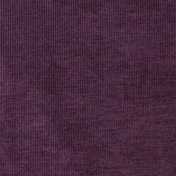 Purple Thin Striped Woven Velvet Upholstery Fabric By The Yard - This velvet fabric is woven for appearance and increased durability. It is excellent for all indoor upholstery, including residential and commercial.