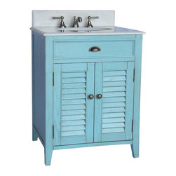 Shop Tropical Bathroom Vanities on Houzz