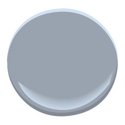 Comet 1628 Paint - Like the comet itself, this somewhat icy, dusty shade of gray takes its color cue from deep within the magnificent Solar System. Touches of blue and violet add to its striking depth.