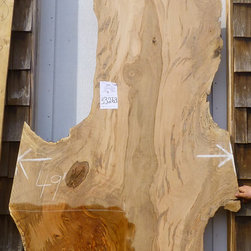 Maple with Ambrosia and Curl Wood Slab 3327a3 - MAPLE