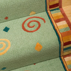 Eclectic Carpet Tiles by Designing Solutions