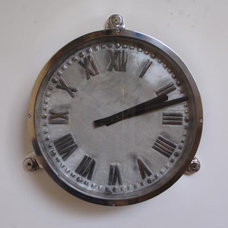 Traditional Clocks by trainspotters.co.uk