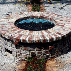 Outdoor Gas Fire Pits - Southern Hearth and Patio Inc. Clay Dennis