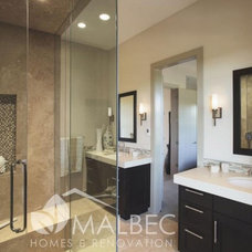 Traditional Vanity Tops And Side Splashes by Jade Stone Ltd.