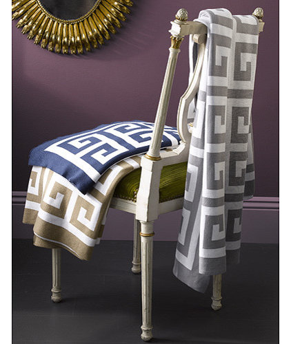 contemporary throws by Gracious Home