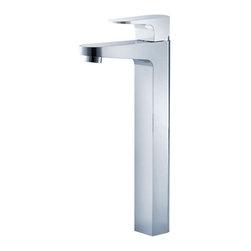 Fresca - Fresca Velino Single Hole Vessel Mount Bathroom Vanity Faucet - Chrome - Fresca Velino Single Hole Vessel Mount Bathroom Vanity Faucet - Chrome