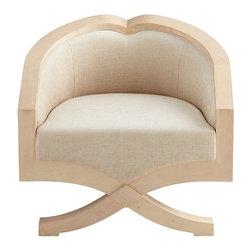 Cyan - Ms. Jolie Chair - Weight: 84.7 lbs.