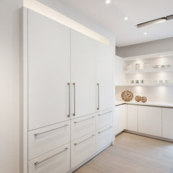"Sub-Zero 36"" Refrigerator/Freezer Custom Panel | IT-36CIID - Sub-Zero 36"" Refrigerator/Freezer Custom Panel | IT-36CIID"