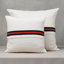 Modern Pillows by The White Company