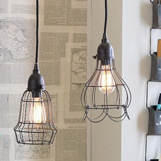 Eclectic Pendant Lighting by RSH