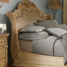 Traditional Sleigh Beds by Horchow