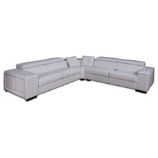 Modern Sectional Sofas by Eurosace