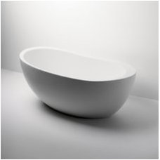 Contemporary Bathtubs by Waterworks