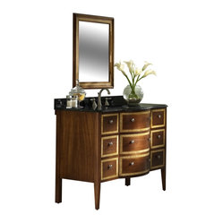 Kaco 1900-2200-C Guilford Manor Vanity Mirror