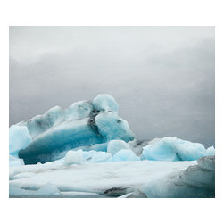 ArtStar - Polar Shift  11x14  Face mounted - All prints are signed and numbered on a card of authenticity