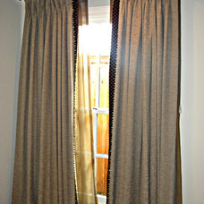 Curtains by Kite's Interiors
