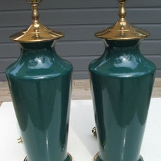 Asian Table Lamps by Etsy