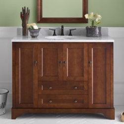 Contemporary Bathroom Vanities And Sink Consoles -