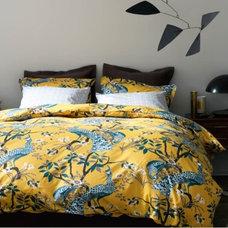 Contemporary Bedding by DwellStudio