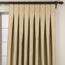 Traditional Curtains by Ethan Allen