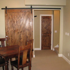 traditional interior doors by Harper & Company Homes