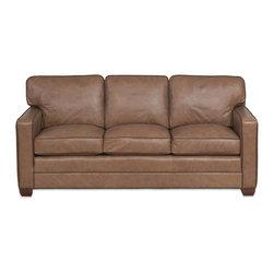 Vanguard Furniture - Vanguard Furniture Hillcrest Sofa L600-S - Vanguard Furniture Hillcrest Sofa L600-S