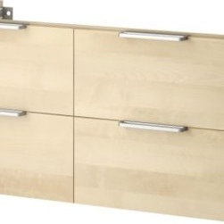 IKEA of Sweden - GODMORGON Sink cabinet with 4 drawers - Sink cabinet with 4 drawers, birch veneer