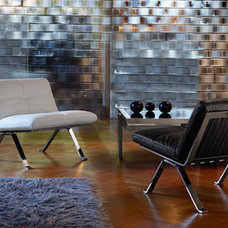 Contemporary Living Room Chairs by Haworth Collection