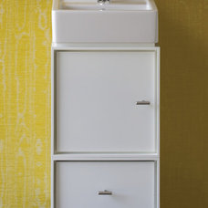 Modern Bathroom Cabinets And Shelves by American Standard Brands