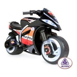 BIG TOYS USA - INJ REPSOL WIND 6V MOTORCYCLE INJ-6461 - Injusa Repsol Wind 6v Motorcycle