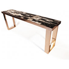 Modern Side Tables And Accent Tables by Hudson Furniture, Inc.