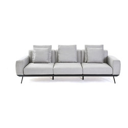 Pablo Sofa by B&T Design - Features: