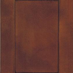 Cabinet Door Styles - Cherry Shaker - SemBro Designs
