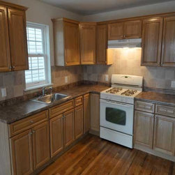 Country Oak Classic Kitchen Cabinets | Kitchen Cabinet Kings -