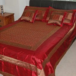 Indian bedding -