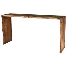 Rustic Console Tables by Masins Furniture