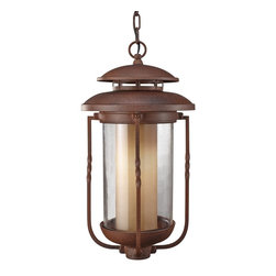 Murray Feiss - Murray Feiss Menlo Park Transitional Outdoor Hanging Light X-NC1129LO - Murray Feiss Menlo Park Transitional Outdoor Hanging Light X-NC1129LO