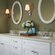 Traditional Bathroom Faucets by Moen