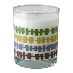 Crash - Sprout Green Tea Fragranced Candle - Modern design and fragrance in a timeless product. Experience functional art in your home, exclusively from Crash. This candle is fragranced with Green Tea.