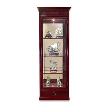 Shop Chinese Rosewood 8 Treasure Curio Display Cabinet Products on Houzz