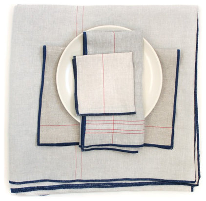 contemporary table linens by Heath Ceramics